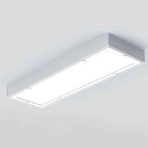 Аварийный светодиодный светильник «ВАРТОН» медицинский накладной 595*180*55мм (C170/N) с опаловым рассеивателем 18 Вт 6500К IP54