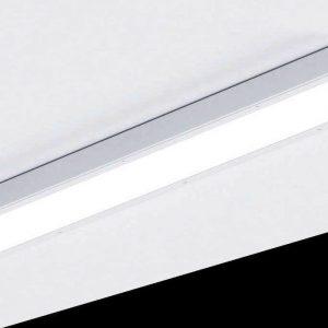 Аварийный светодиодный светильник «ВАРТОН» медицинский накладной 1195*180*55мм (C270/N) с опаловым рассеивателем 54 ВТ 6500К IP54 с функцией аварийного освещения