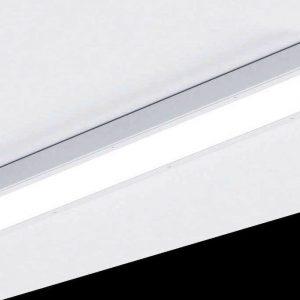 Аварийный светодиодный светильник «ВАРТОН» медицинский накладной 1195*180*55мм (C270/N) с опаловым рассеивателем 36 ВТ 6500К IP54