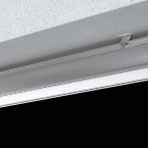 Светодиодный светильник «ВАРТОН» Iron Opal 600*109*66мм для агрессивных сред 18 Вт 4000К с рассеивателем опал