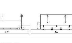 Светодиодный светильник «ВАРТОН» промышленный Olymp S10 55 Вт 5000К