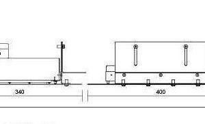 Светодиодный светильник «ВАРТОН» промышленный Olymp S10 115 Вт 5000К