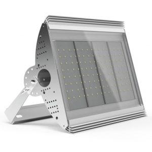 Светодиодный светильник «ВАРТОН» прожектор заливающего света ТРИУМФ 120° (Triumph HB), 90 Вт 4000К, 6500К