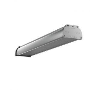 Светодиодный светильник «ВАРТОН» Айрон пром для агрессивных сред 600*109*66 мм класс защиты IP67 микропризма 18 ВТ 4000К