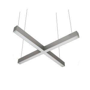 Светильник светодиодный профильный подвесной Cross 01 Profile