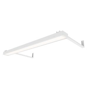 Светодиодный светильник 'ВАРТОН' для школьных досок 1195*100*50мм 18 ВТ 3950К