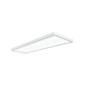 Светодиодный светильник 'ВАРТОН' Премиум встраиваемый/накладной 595*180*50мм 18 ВТ 3950К (Аналог 2х18)