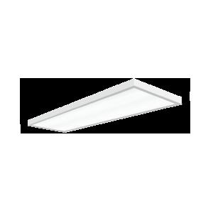 Светодиодный светильник «ВАРТОН» Премиум (с диодами 0,1W) встраиваемый/накладной 595*180*50мм 18 ВТ 3950К