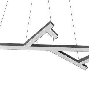 Дизайнерский подвесной светодиодный профильный светильник legno 1080