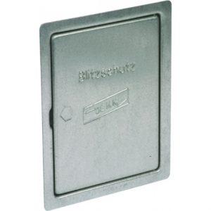 Инспекционная дверца для монтажа заподлицо St/tZn 230x180 мм