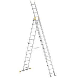 Лестница - стремянка 3х15 (3х4100х7004х10580) 25,2кг