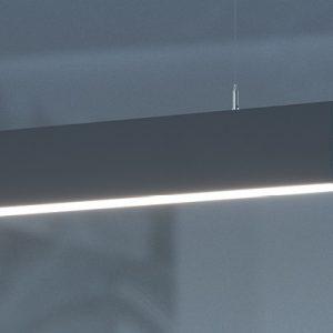 Светильник подвесной линейный на тросах La Linea 67