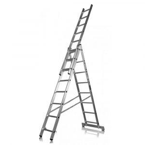 Лестница - стремянка 3х8 (3х2200х3208х4712) 11кг