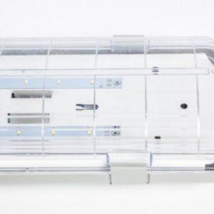 Cветодиодный промышленный светильник Aisberg 80, 1280х135х100, IP65