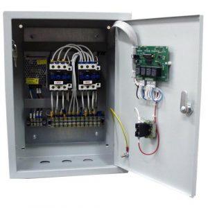 Узел для ручного запуска генератора (до 2-х генераторов с узлами запуска ВЭЛ)