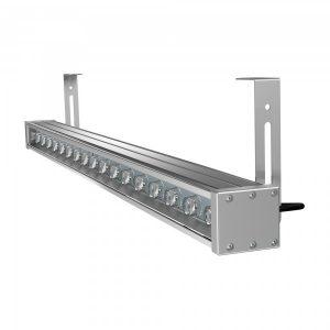 Светодиодный светильник ПромЛед Барокко-40-1000 Оптик