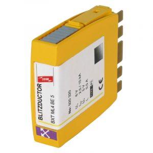 BLITZDUCTOR XT Разрядник тока молнии для 4-х линий 180 В