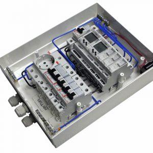 БРУО блок ручного (неавтоматического) управления освещением (30х16А)