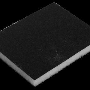 Губка шлифовальная МАСТЕР двухсторонняя мягкий поролон Р320