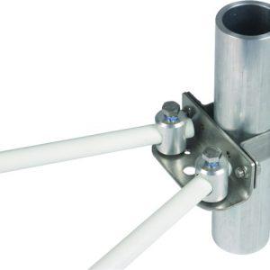 Адаптер для опорных трубостоек DEHNiso-Combi NIRO
