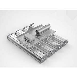 Консоль для 4 шт Светодиодных светильников «ВАРТОН» Айрон