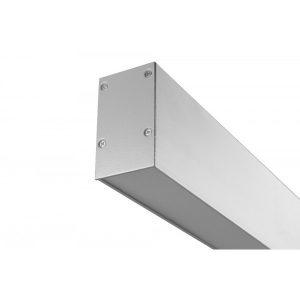 Офисный светодиодный светильник Линейный на тросах ПромЛед Элегант-60-1500