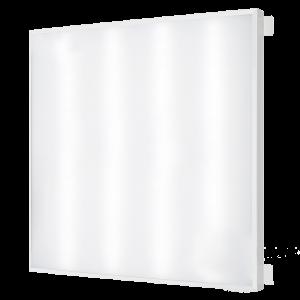 Встраиваемый светодиодный светильник Грильято 588х588 (585х585) 40Вт опал IP44 (аналог ЛВО 4Х18)