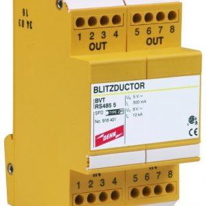 BLITZDUCTOR VT Комбинированное УЗИП для интерфейсов RS485/422