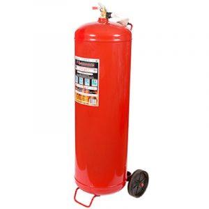Огнетушитель порошковый ОП-100 (з) ВСЕ