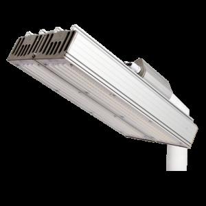 Магистральный светодиодный светильник консоль КМО-2, 128 Вт