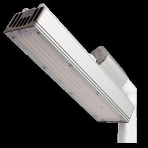 Магистральный светодиодный светильник консоль КМО-1, 64 Вт