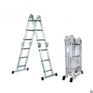 Лестница-трансформер 4х3 (4х105х100х165х375) 11,2кг