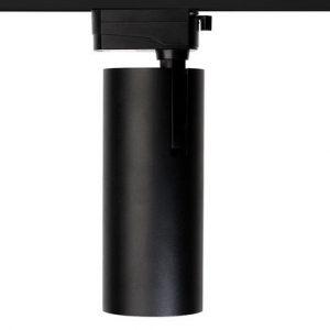Трековый светодиодный светильник Focus 20W, 1900Lm, 36 гр, 2TRA, Черный