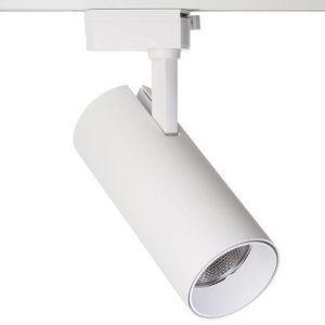Трековый светодиодный светильник Focus 30W, 2800 Lm, 36 гр, 2TRA, Черный