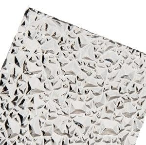 Рассеиватель колотый лед для Светодиодного светильника «ВАРТОН» для гипсокартонных потолков 590*155*65мм 2 шт в упаковке