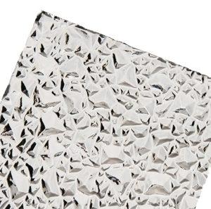 Рассеиватель колотый лед для грильято с рамкой 588*180 (582*174 мм) 2 шт в упаковке