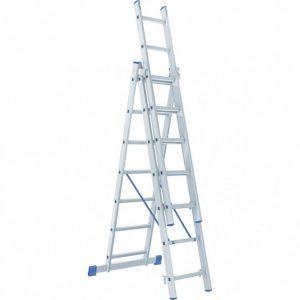 Лестница - стремянка 3х7 (3х1900х2810х4085) 9,8кг