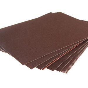 Шлифовальный лист Р500 Влагостойкая Ткань 170/240