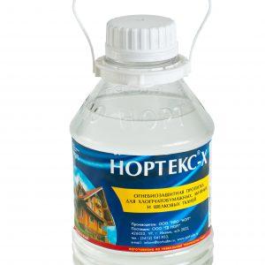 Антипирен-антисептик для смесовых тканей НОРТЕКС-С / ПЭТ бочка 43 кг