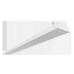 Аварийный торговый светодиодный светильник Маркет «ВАРТОН» 1180х186х65мм 54 ВТ 6500К