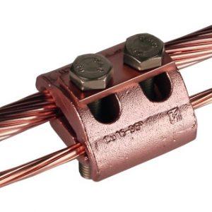 Параллельный соединитель Rd=5-12,5мм 16-95 кв.мм Cu-NIRO