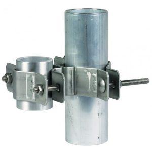Крепежный элемент для трубостоек DEHNiso-Combi NIRO