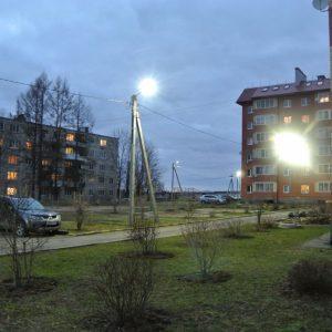 Светодиодный Светильник ПромЛед Кобра 100