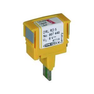 Защитный штекер DEHNrapid LSA 24 В