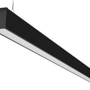 Светильник светодиодный подвесной на тросах Микко Лонг 55 Вт., 4000К, 1500х70х60мм