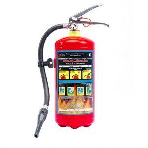 Огнетушитель воздушно-эмульсионный морозостойкий ОВЭ-6(З)-АВСЕ-02