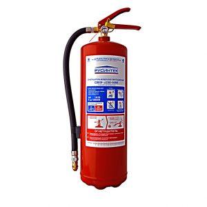 Огнетушитель воздушно-эмульсионный морозостойкий ОВЭ-4(З)-АВСЕ-02