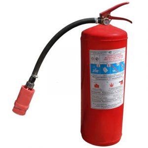 Огнетушитель воздушно-пенный морозостойкий ОВП-8 (з)