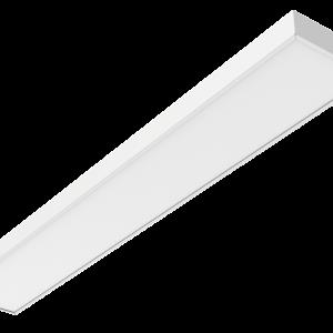 Накладной светильник LC-NS-40-OP-DW 40 Ватт 1195*180 Нейтральный Опал