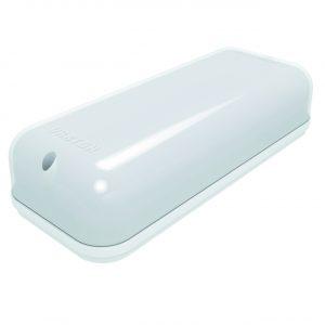 Светодиодный светильник 'ВАРТОН' ЖКХ серия IP65 220*90*50 мм антивандальный 8 ВТ (диод 0,5Вт) 4500К с микроволновым датчиком движения 1/20